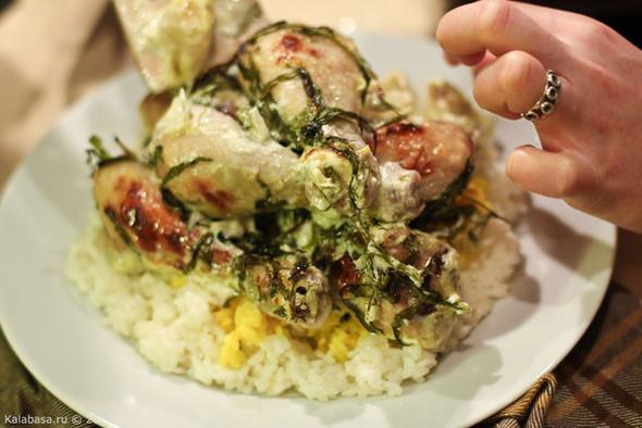 Сливочная курица с тархуном. Изображение № 14.
