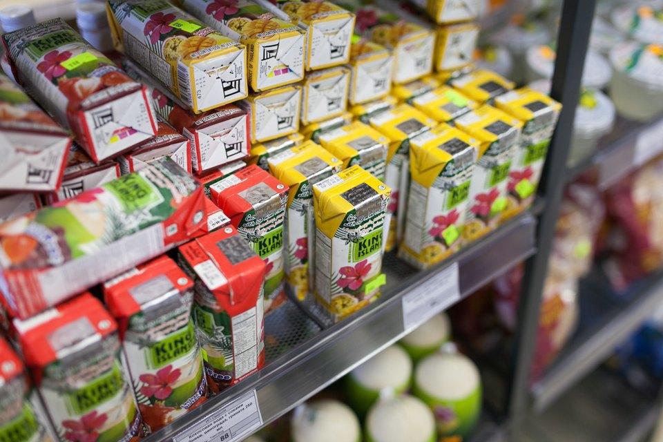 Магазин вегетарианских товаров и кафе «Джаганнат» на Фонтанке. Изображение № 5.