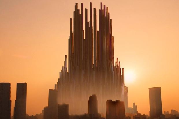 Иностранный опыт: 8 фантастических городских проектов. Изображение № 4.