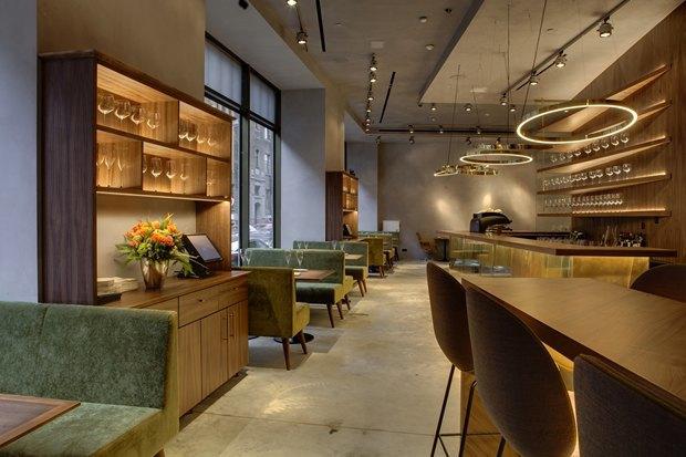 В «ДЛТ» открылся ресторан UNA. Изображение № 3.