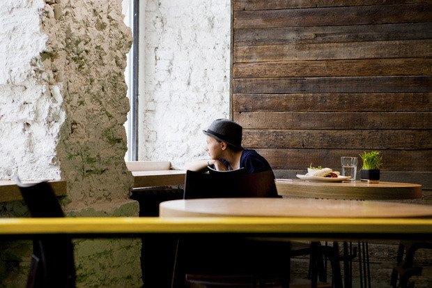 Вегетарианское кафе Fresh. Изображение № 11.