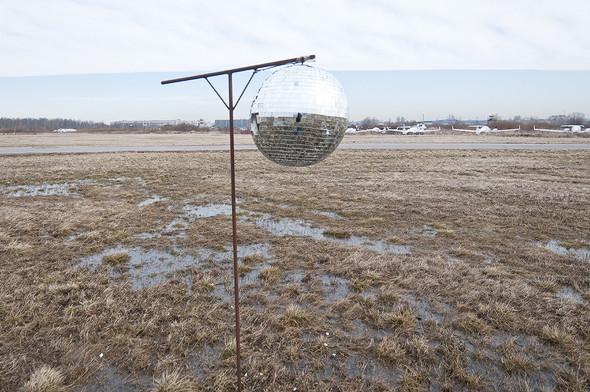 Светоотражающий шар для отпугивания птиц.. Изображение № 16.