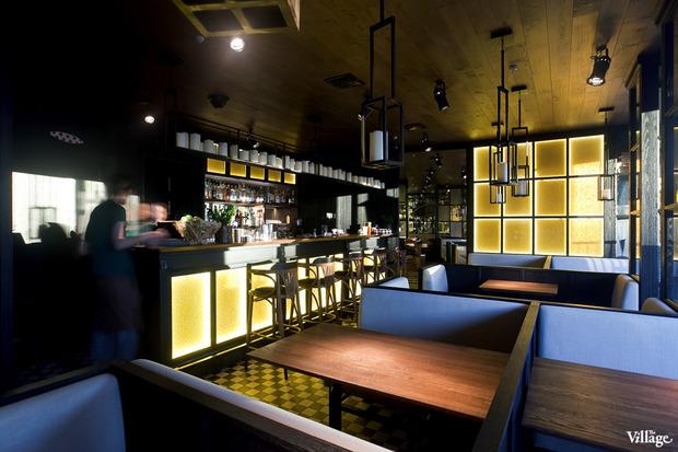 Новое место (Петербург): Ресторан-бар Solnce. Изображение № 1.