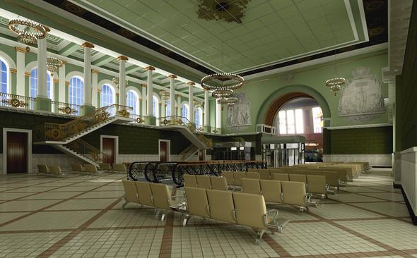 В плане: Реконструкция московских вокзалов. Изображение № 18.