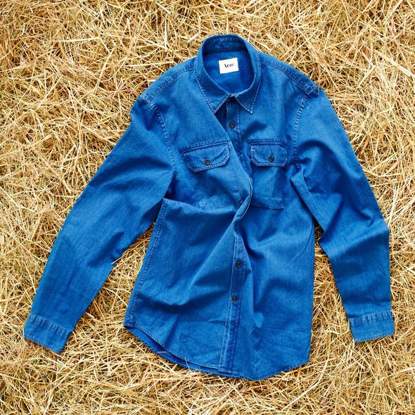 Вещи недели: 15 джинсовых рубашек. Изображение № 10.