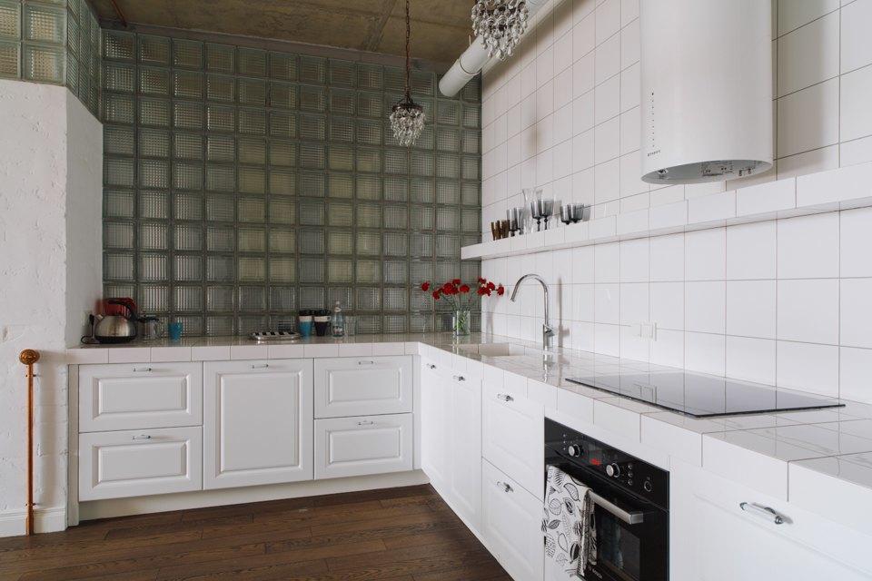 Трёхкомнатная квартира виндустриальном стиле. Изображение № 12.