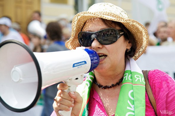Фоторепортаж: «Марш миллионов». Изображение № 8.