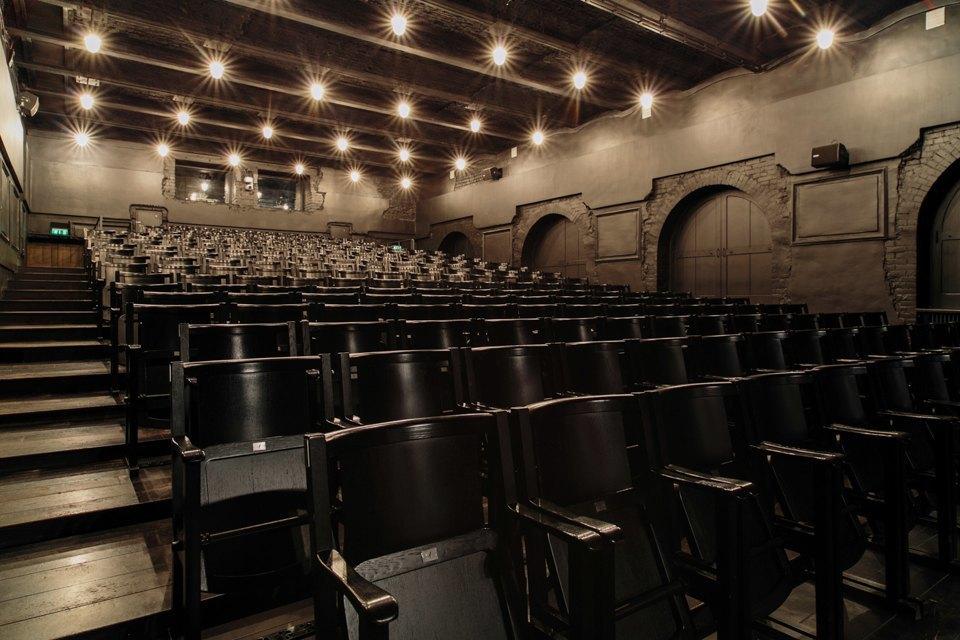 «Студия театрального искусства» вздании бывшей фабрики. Изображение № 26.