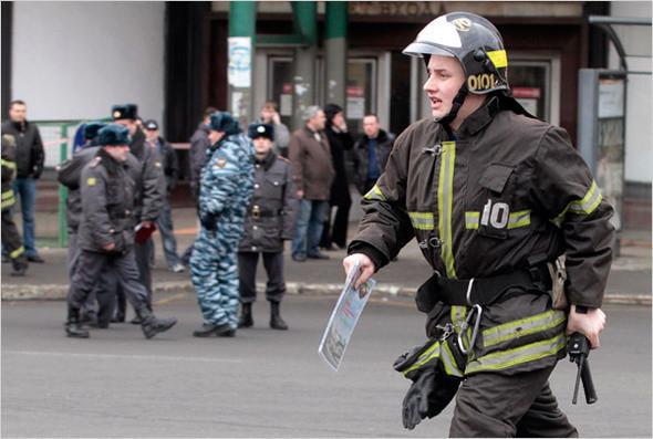 Изображение 2. Система безопасности: что предпринимают власти, чтобы избежать новых терактов.. Изображение № 1.