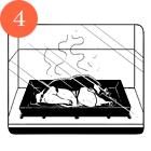 Рецепты шефов: Гусь сяблоками и мёдом. Изображение № 7.