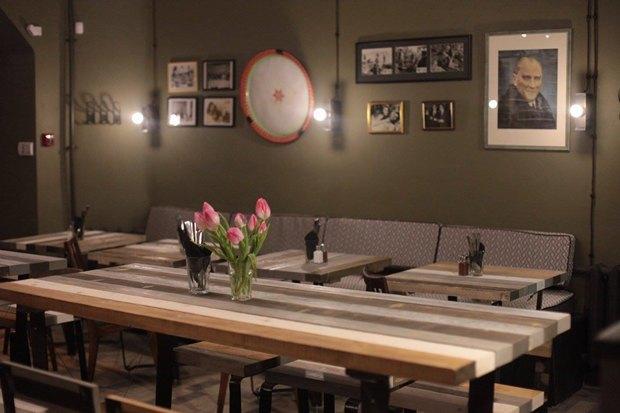 НаСтремянной открылось кафе Beirut свосточной кухней. Изображение № 4.