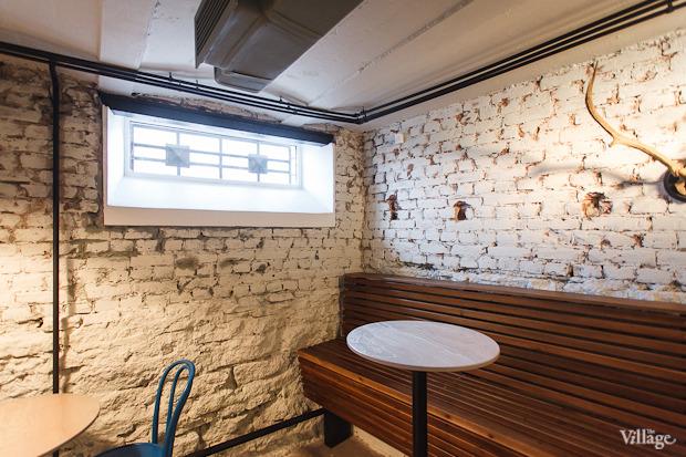 Новое место (Петербург): Кафе-бар «Чайки». Изображение № 4.