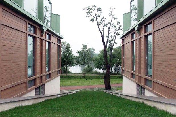 Строиться по одному: 12удачных примеров современной петербургской архитектуры. Изображение № 41.
