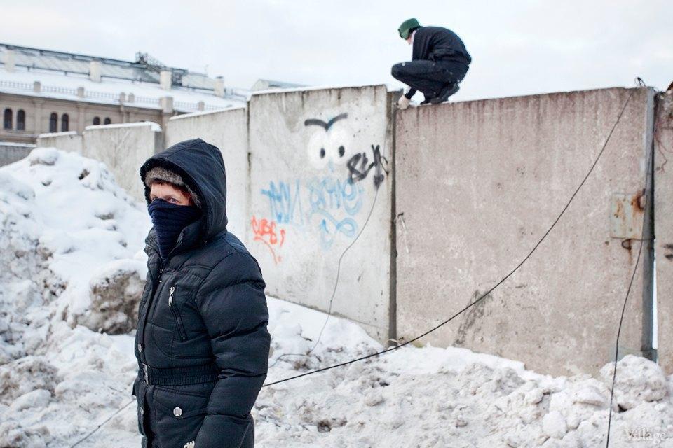 Станция прибывания: Как активисты защищают здания Варшавского вокзала. Изображение № 27.