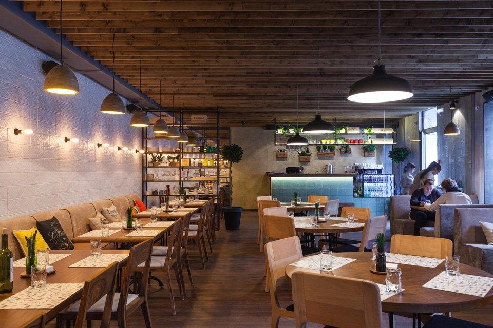 Ресторан «Можно» на Марата . Изображение № 9.