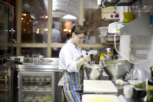 Изображение 9. Фоторепортаж с кухни: Ресторан «Бонтемпи».. Изображение № 20.