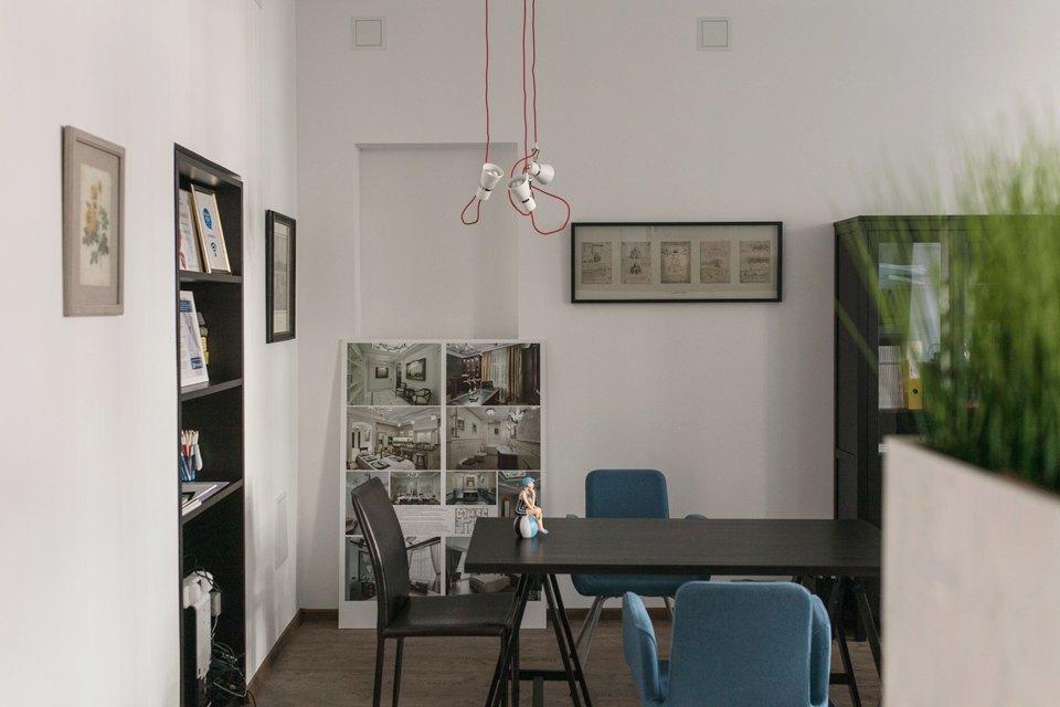 Студия интерьеров «Дизайн-Холл». Изображение № 4.