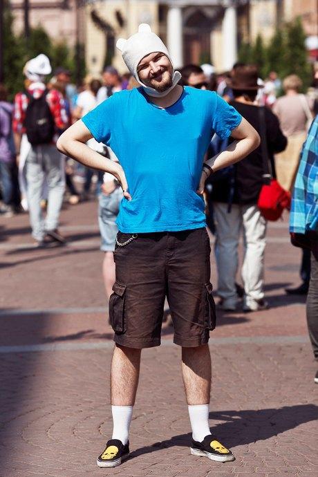 Люди в городе: Участники «Гик-парада» в Петербурге. Изображение № 15.