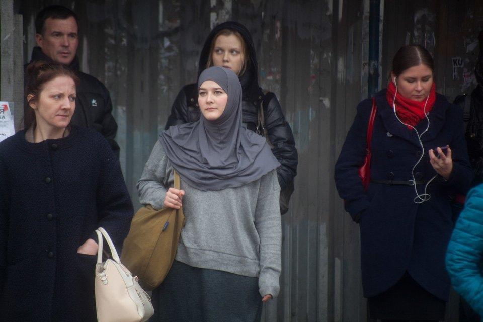 Как я неделю носила хиджаб в Москве. Изображение № 2.