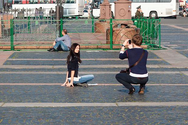 Эксперимент The Village: Самые популярные места для фотографий из Петербурга. Изображение № 55.
