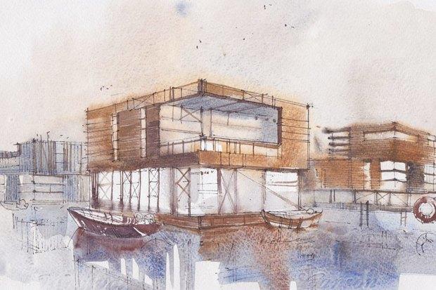 Как осваивать Канонерку: 4проекта острова. Изображение № 16.