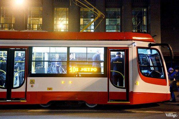 Современный трамвай-челнок свяжет «Новочеркасскую» и Народную. Изображение № 2.