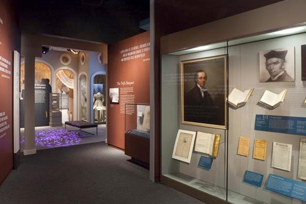 Иностранный опыт: 5еврейских музеев вмире. Изображение № 34.