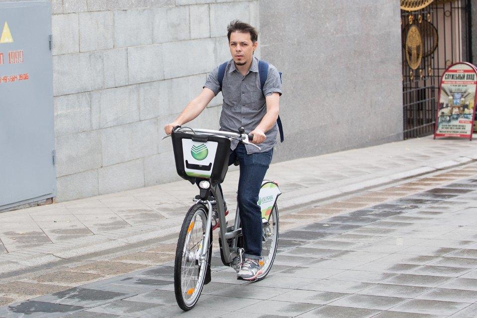 Тест-драйв новых велосипедов городскогопроката. Изображение № 9.