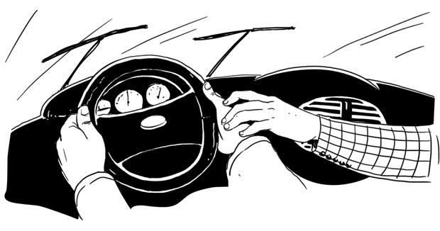 Как всё устроено: Инструктор в автошколе. Изображение № 3.