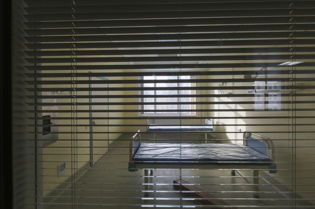 Как выглядит самая большая вРоссии инфекционная больница . Изображение № 14.
