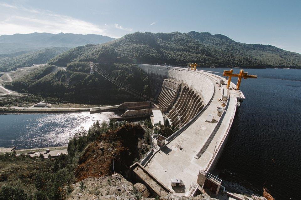 Как работает гидроэлектростанция. Изображение № 1.