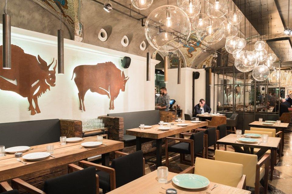 Мясной ресторан «Рыбы нет». Изображение № 6.
