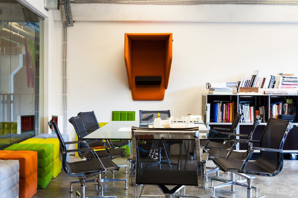 Офис недели (Москва): Retrofuturizm и WonderWalls. Изображение № 5.