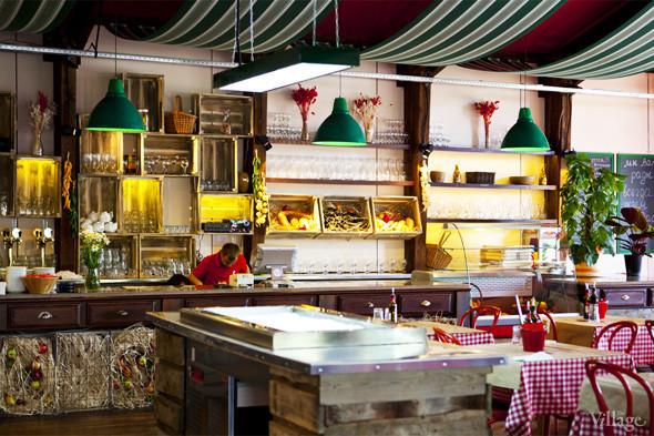 Новое место: Ресторан «Меркато». Изображение № 24.