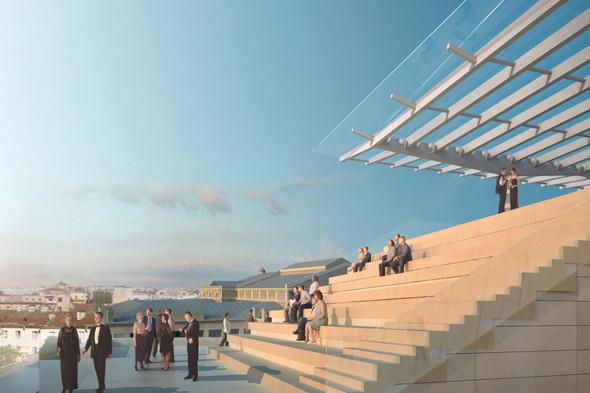 Изображение: Diamond and Schmitt Architects. Изображение № 29.