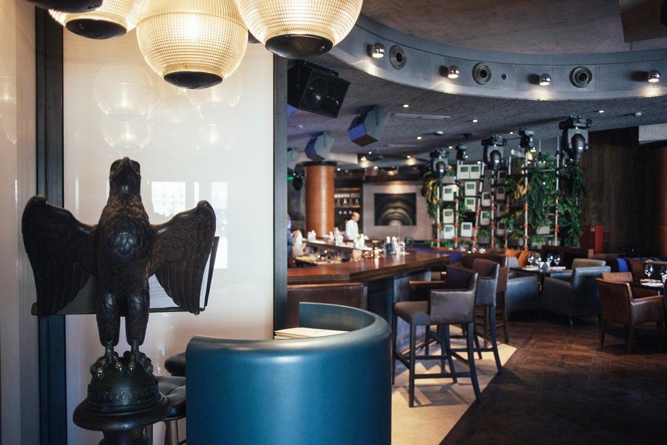 Ресторан американской кухни Tribeca. Изображение № 10.