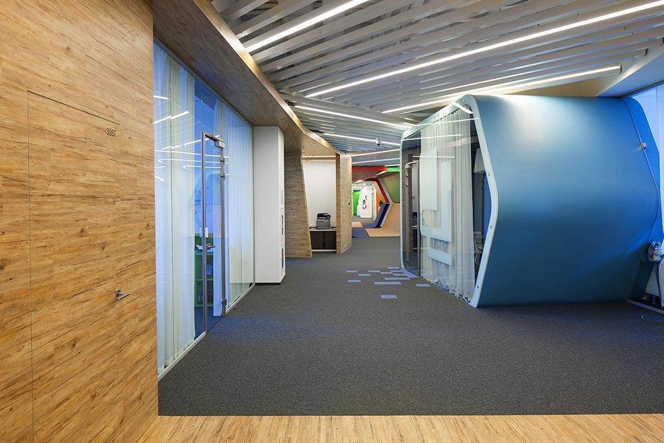 Новый этаж штаб-квартиры «Яндекса». Изображение № 9.