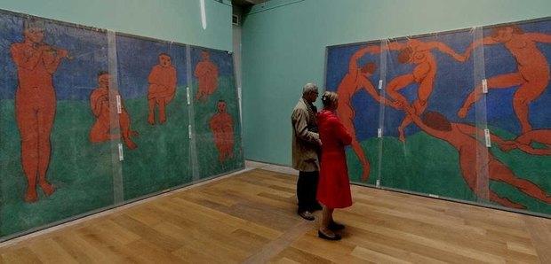 Картины Матисса перевезли из Эрмитажа в Главный штаб. Изображение № 1.