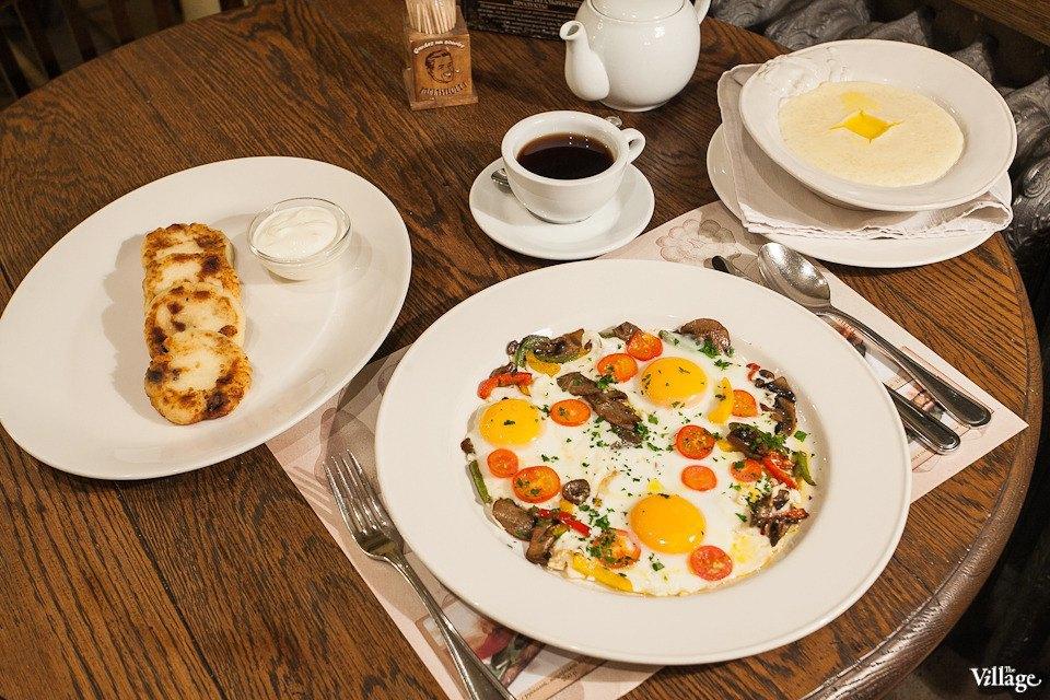 Никогда не поздно:17 мест, где завтракают после полудня. Изображение № 17.