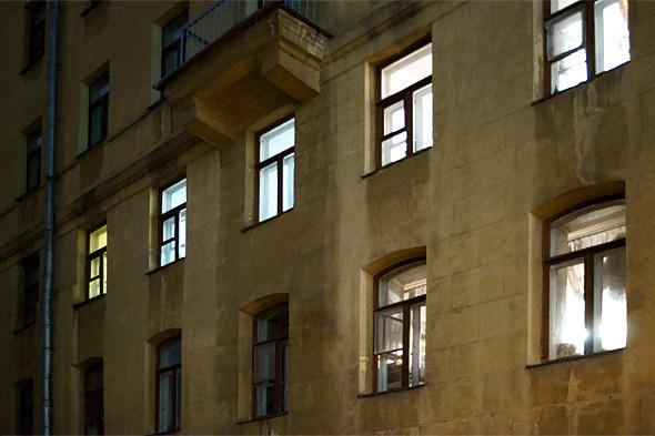 Изображение 29. Общественное пространство: московские коммунальные квартиры.. Изображение № 1.