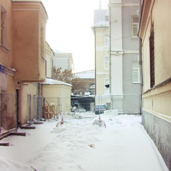 В зоне риска: Усадьба Соколовых-Сибиряковых. Изображение № 6.