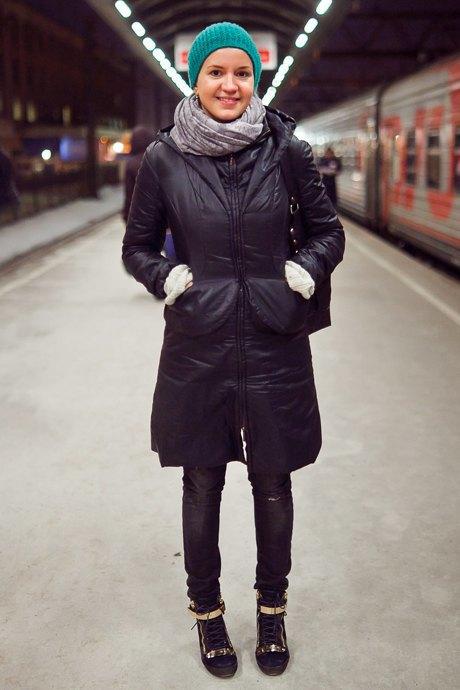 Люди в городе: Последний воскресный поезд Петербург — Москва. Изображение № 13.