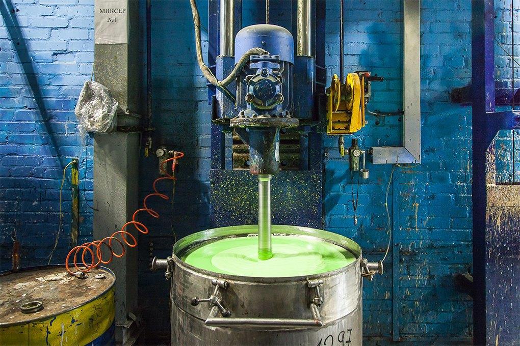 Rush: Производитель краски для граффити, потеснивший западныебренды. Изображение № 3.