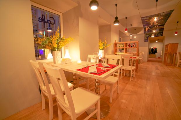 В Большом Козихинском открылось второе кафе «Рецептор». Изображение № 1.