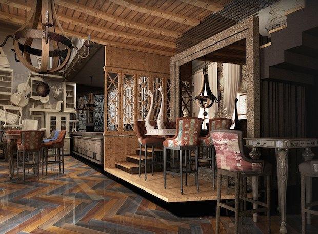 В марте на Покровке откроется пивной бар Beer&Brut. Изображение № 2.