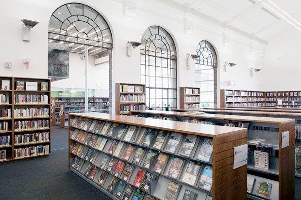 Городская библиотека в Торонто. Изображение № 9.