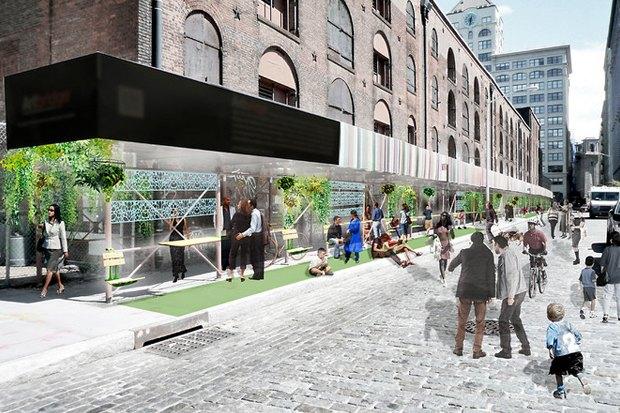 Идеи для города: Барные стойки на улицах Нью-Йорка. Изображение № 4.