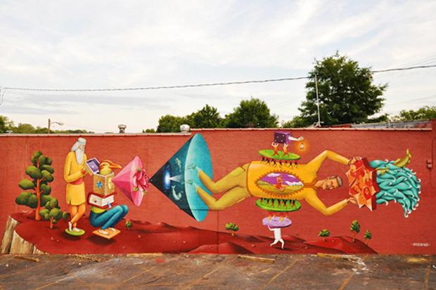 Атланта, США. Изображение № 21.