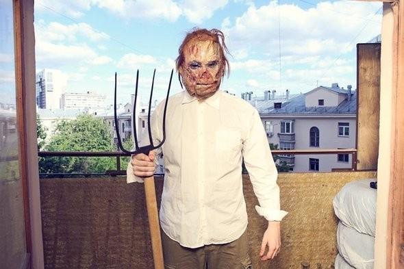 Павел Тихонов, зомби. Изображение № 7.