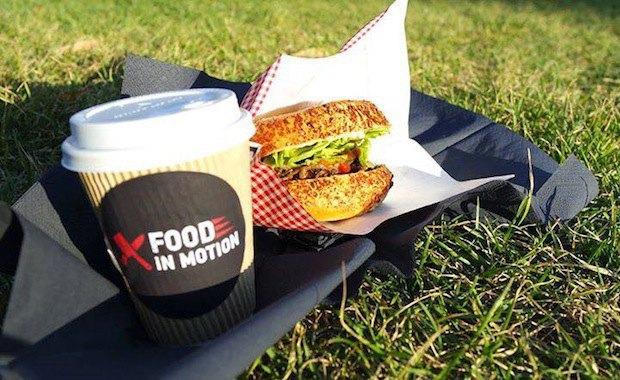 В парке «Красная Пресня» заработал фургон с уличной едой Food in Motion. Изображение № 2.